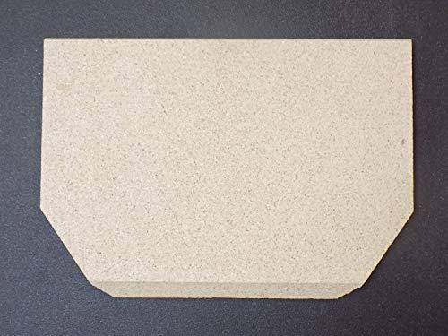 Zugumlenkung unten für Fireplace Paris Kaminöfen - Vermiculite - Passgenaues Kaminofen Ersatzteil