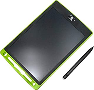 Sprinto Y83 Portable Re-Writable LCD E-Pad for Drawing/Playing/Handwriting, 8.5-inch (Assorted Colour)