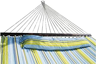 Best 3 person cushion hammock swing with canopy Reviews