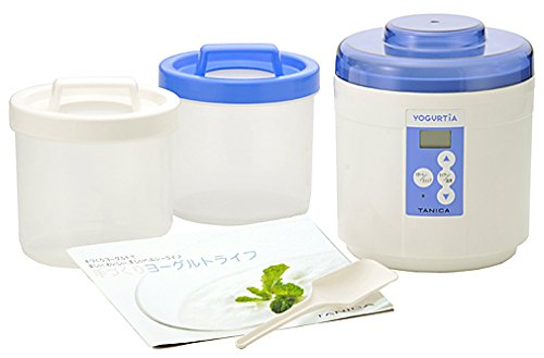Start Set Yogurutia Blue Ym-1200-nb [Corresponding to Amazake-natto Kefir Yogurt
