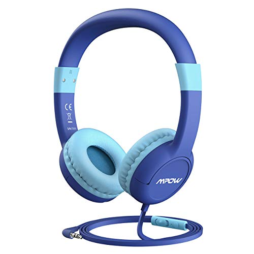 Product Image of the Mpow CH1S [Update] Kids Headphones w/85dB Volume Limited Hearing Protection &...