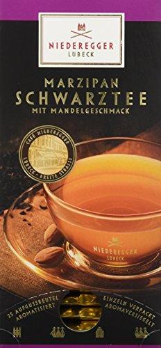 Niederegger Marzipan-Tee, Beutel,10er Pack (10x 43,75g)