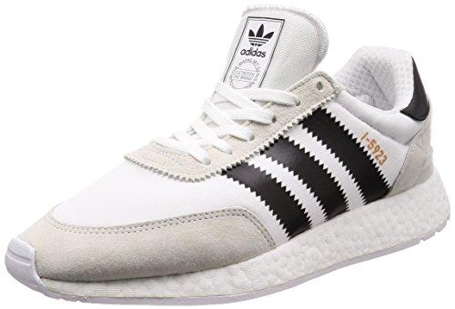 Adidas I-5923 Zapatillas de deporte Hombre, Blanco...