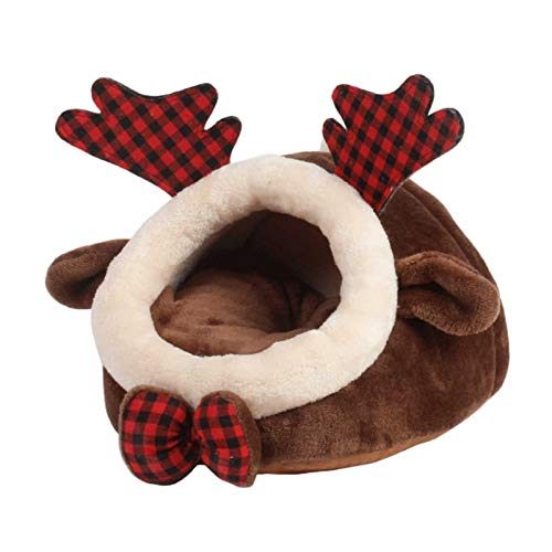 Kuschelhöhle Für Ratten Winter Kleine Spielbett Weiche Hauskäfig Nest Hamster Zubehör Hängen Ruhen Für Rennmaus Junge Meerschweinchen Igel, Für Hamster Meerschweinchen Eichhörnchen Baby Katze
