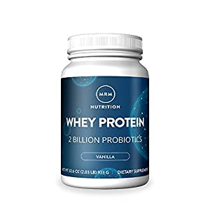 16 diverse probiotics providing digestive support. 18 grams of whey protein from USA farms. 7.7 grams of BCAA + Glutamine, which support fast recovery, with Probiotics, fermented milk & enzymes. Very low in lactose and fat Hormone and antibiotic free...