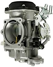27421-99C, 27490-04, 27465-04, 27031-95, 27490-96 CARBURETOR FITS HARLEY DAVIDSON CV40 ROAD KING SUPER GLIDE CARB Replace HARLEY DAVIDSON XL883 XL1200