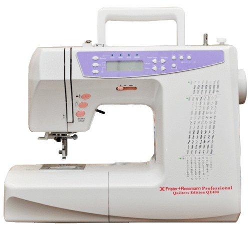 Machine à Coudre Quilter Édition QE404+, 170 Points de Souture/Coutures/Alphabet + Bonus