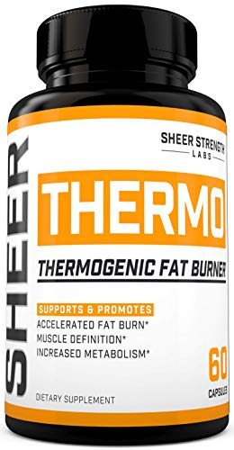 THERMO Fat Burner (60ct) - Thermoge…