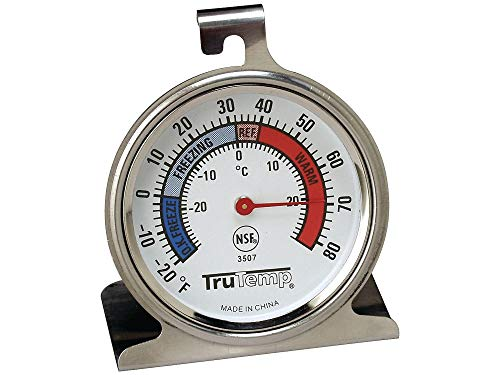 Taylor Taylor Precision 3507 Freezer-Refrigerator Thermometer TAP3507