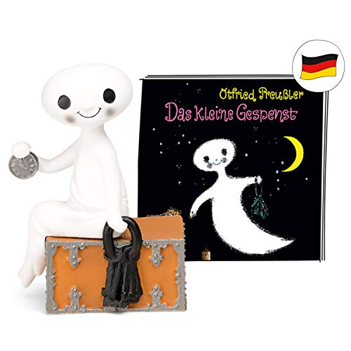 tonies Hörfiguren für Toniebox Figur DAS KLEINE Gespenst - mit der Stimme von Fritzi Haberlandt - ca. 115 Min - ab 5 Jahre - DEUTSCH