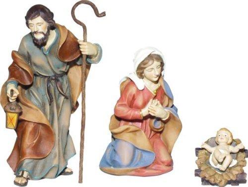 Heilige Familie 3tlg. geeignet für 12cm Figuren