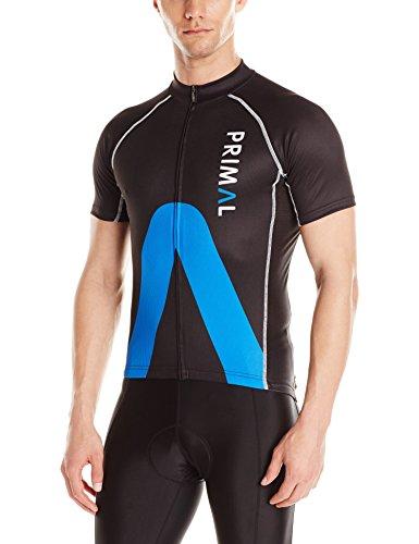Primal Wear Men's ARO Evo Jersey, Small, Blue