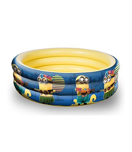 MINIONS Despicable Me Jungen Pool - gelb -