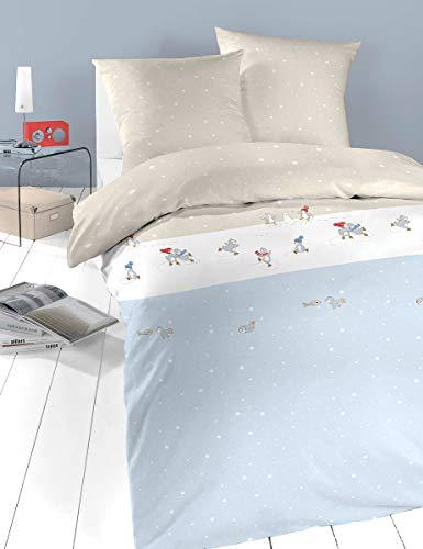 Schlafgut Kinderbettwäsche Pingo 40/60 + 100/135