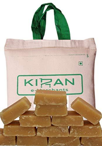 Kiran's Jaggery, Eco-friendly pack, 10 lb (4.54 KG)