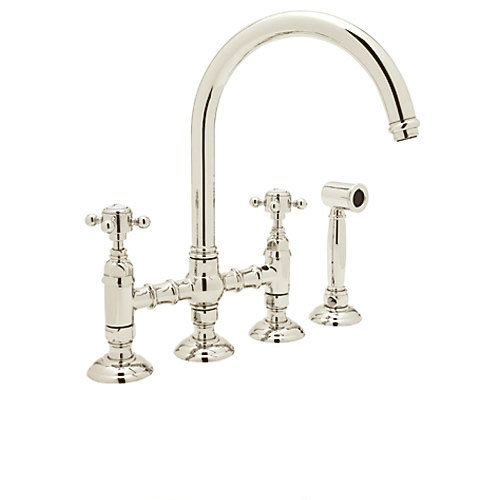 Rohl Kitchen Faucet Amazon Com