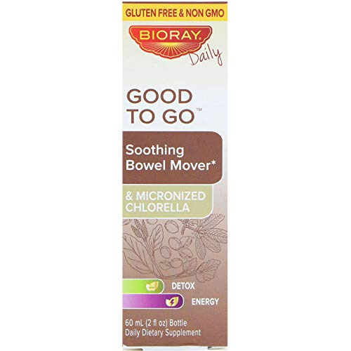 Bioray Good to Go, Soothing Bowel Mover, 2 fl oz (60 ml)