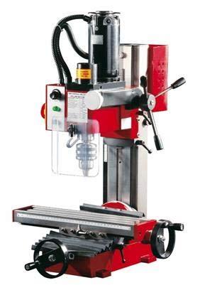 Holzmann Fraise BF 16 V | Machine à fraiser professionnelle | Fraise machine | fraisage | fraisage XL table croisée