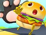 にげろ!ハンバーガー