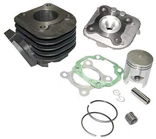 Unbranded. 60ccm Tuning Zylinder KIT + Kopf & Nadel Lager für Quad SMC 50 CCM Zylinderkit