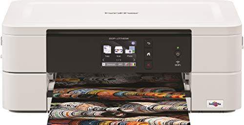 Brother DCP-J774DW Imprimante multifonction 3 en 1 Jet d'encre | Recto-verso automatique | Impression, numérisation et copie | Wifi / Wifi Direct
