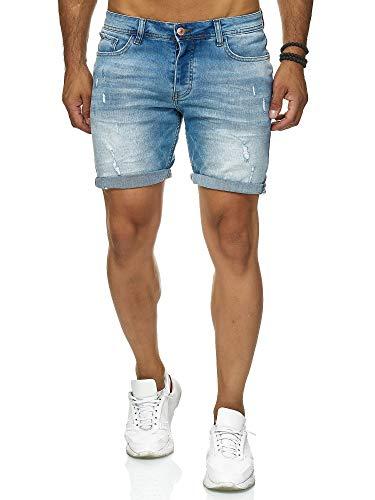 Redbridge Herren Jeans Shorts Kurze Hose Bermudas Denim