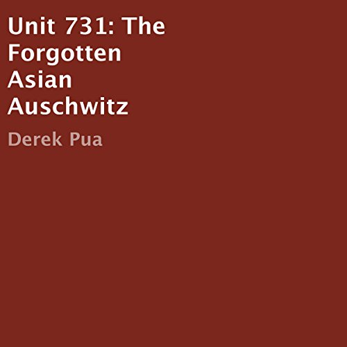 Unit 731 audiobook cover art
