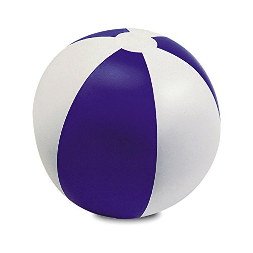 eBuyGB Confezione da 12Colore Ball–Gonfiabile Spiaggia Gioco, Viola, 22cm/22,9cm
