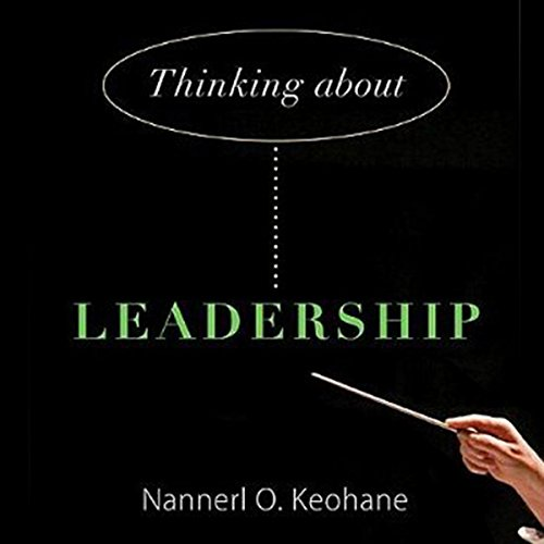 Thinking about Leadership audiobook cover art
