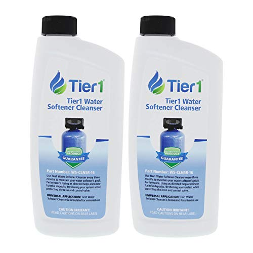 Tier1 Water Softener Cleanser 2 Pack