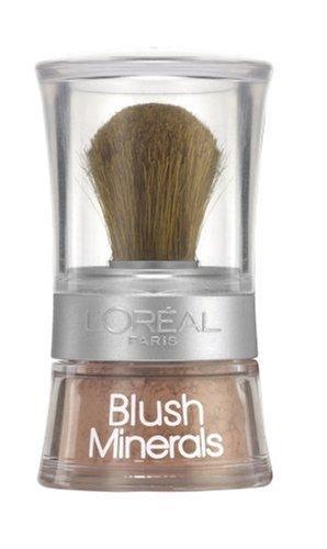 L'Oréal Paris Blush Minerals, Rouge, 50 Soft Rosewood