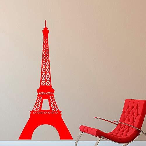 guijiumai Paris Tower Landmark Landscape Silh