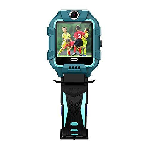 Fancylande Smartwatch voor kinderen, met GPS-positionering, polshorloge, sport, fitnesstracker, anti-verlies-smart-armband, geschenken voor kinderen, voor Android en iOS