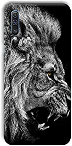 case box Lion back cover for Samsung Galaxy A70