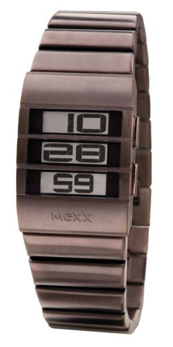 MEXX Digital Damen-Armbanduhr MX-3012
