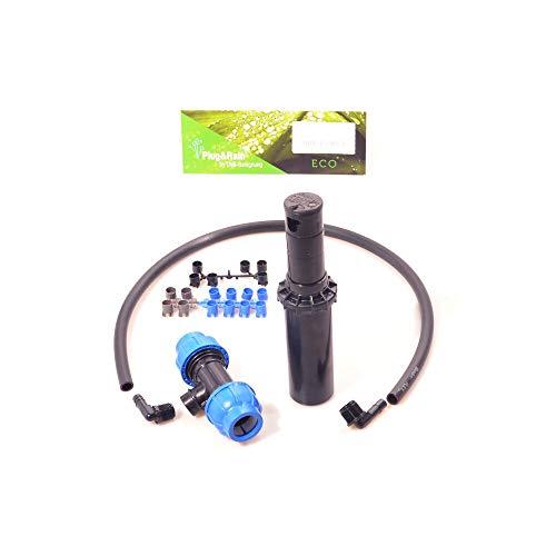 Plug&Rain Montageeinheit Getrieberegner Hunter PGP, 25 mm (3/4