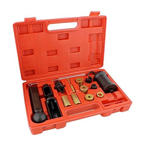 Supercrazy Engine Injector Removal Puller Kit Car Repair Garage Installer Tools for AUDI SKODA SF0053