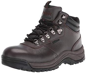 Propet Men s Cliff Walker Hiking Boot Bronco Brown 9.5 Wide