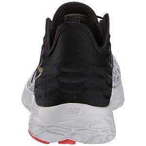 New Balance Men's Fresh Foam Beacon V2 Running Shoe, Rain Cloud/Black, 7 M US