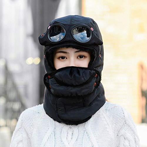 XCLWL Russen muts heren vrouwen sneeuw skiën hoed muts vrouwen oorflap winter hoed bomber hoed