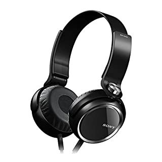 Sony MDR-XB400 Extra Bass Overhead Headphones - Black (B00974Q0YK) | Amazon price tracker / tracking, Amazon price history charts, Amazon price watches, Amazon price drop alerts