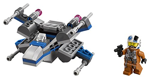 LEGO Star Wars Resistance X-Wing Fighter 75125 Building Kit (87 Piece)