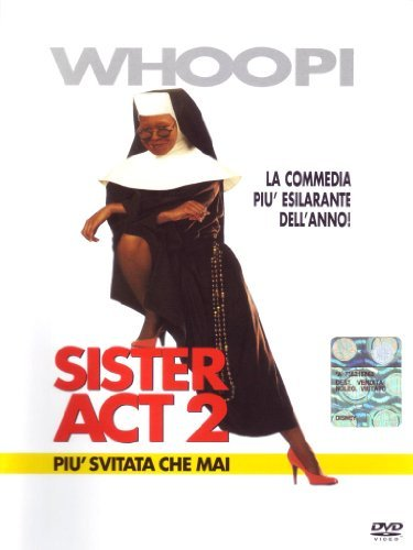 Sister Act 2 (SE) by whoopy goldberg