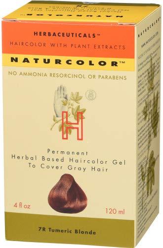 naturcolor Haircolor - Turmeric Blonde Hair Fl 4 Oz Choice Dye OFFer 7R