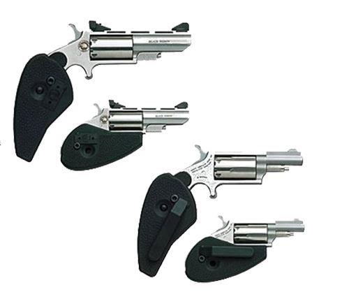 NAA GHGM 22 Magnum Folding Holster Grip Black Polymer