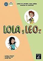 Lola y Leo 2. Cuaderno de ejercicios + MP3 descargable: Curso de Español para Niños