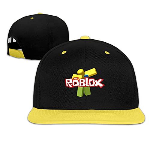Roblox - Gorras de béisbol ajustables para niños y niñas