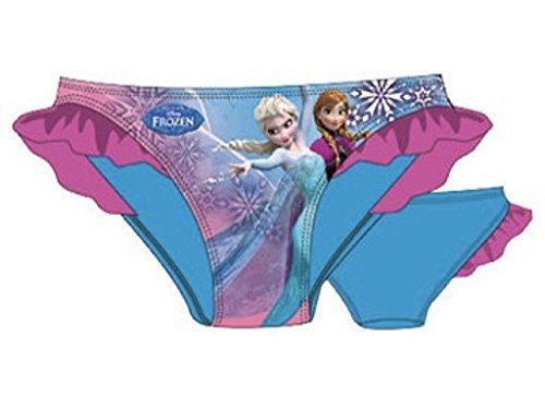 Frozen - Die Eiskönigin Bikinihose hellblau (128)