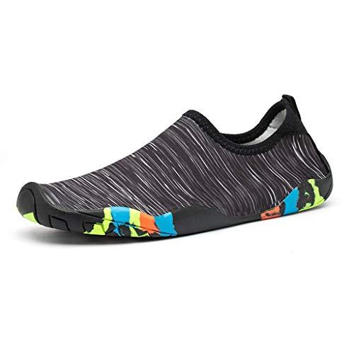 Hombres Mujeres Zapatos Agua Natación Zapatos De Secado Rápido Zapatos Descalzos Buceo Deporte Playa Yoga Zapatos