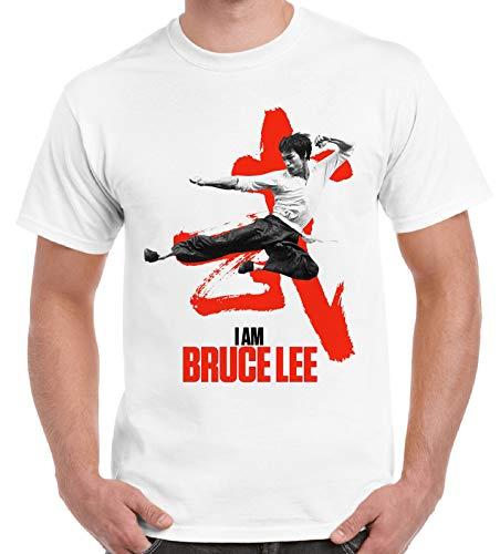 I Am Bruce Lee, Cooler Spruch, Slogan, lustiges Design, Geschenkidee